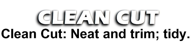 AMEN - CLEAN CUT header
